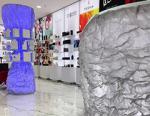 Il tessuto come nuovo protagonista sei sistemi di arredo e del fashion retail.