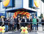 Lidl inaugura a Lentate sul Seveso (MB) un nuovo supermercato green