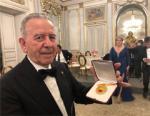 Doppio compleanno a Napoli: gli 80 anni di patrizio Podini i 25 di MD.