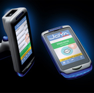 Datalogic: Device multi-purpose Jo- ya Touch.