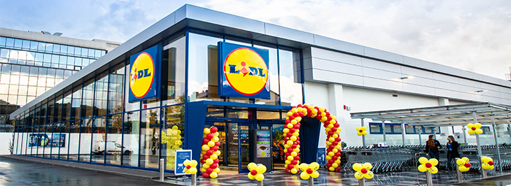 A Natale LIDL dona 500.000 euro in beneficenza.